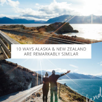 10 Ways Alaska and New Zealand Are Remarkably Similar