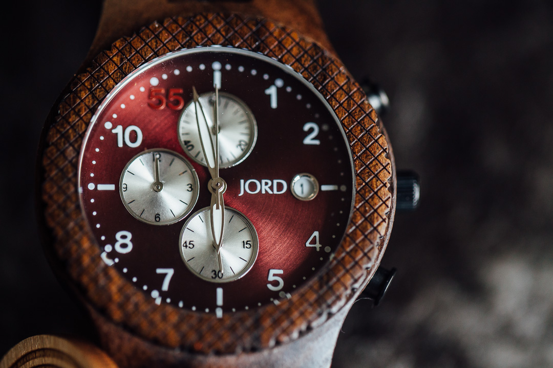 Christmas Gift Idea: Jord Wood Watch