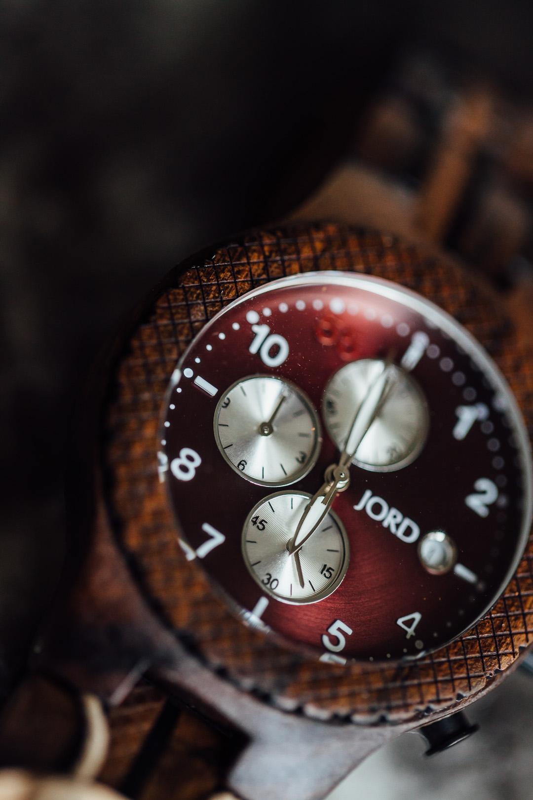 Christmas Gift Idea: Jord Wood Watch