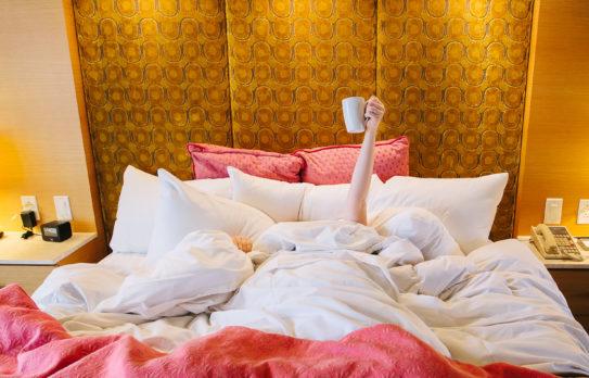 Staycation at Hilton Palacio Del Rio
