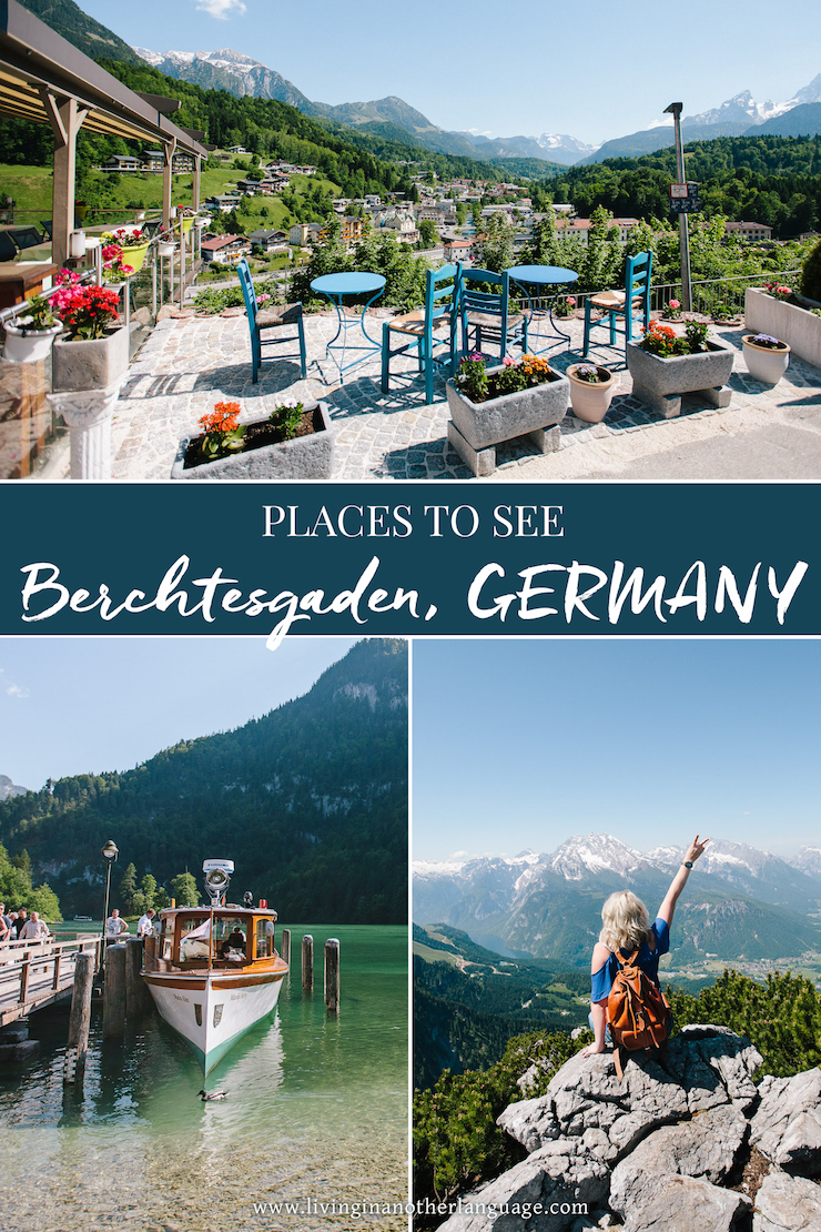 Places to see in Berchtesgaden, Germany