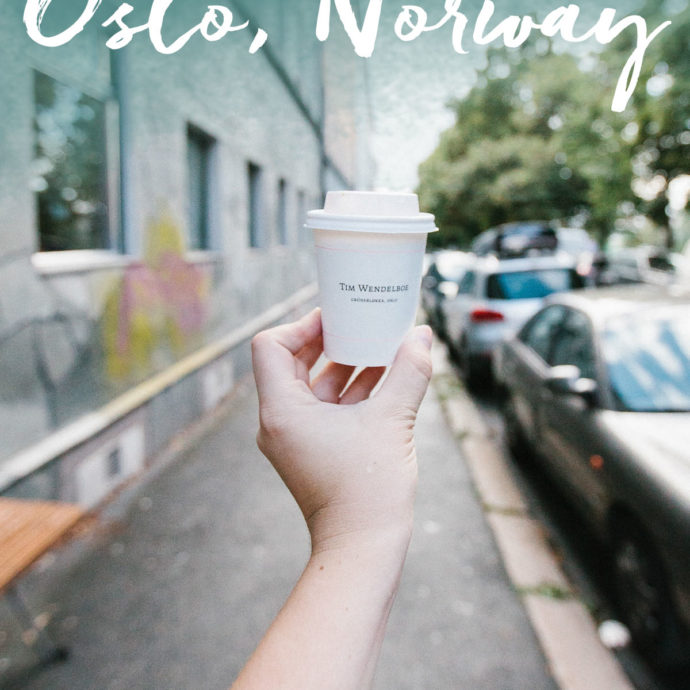 A Day in Oslo, Norway