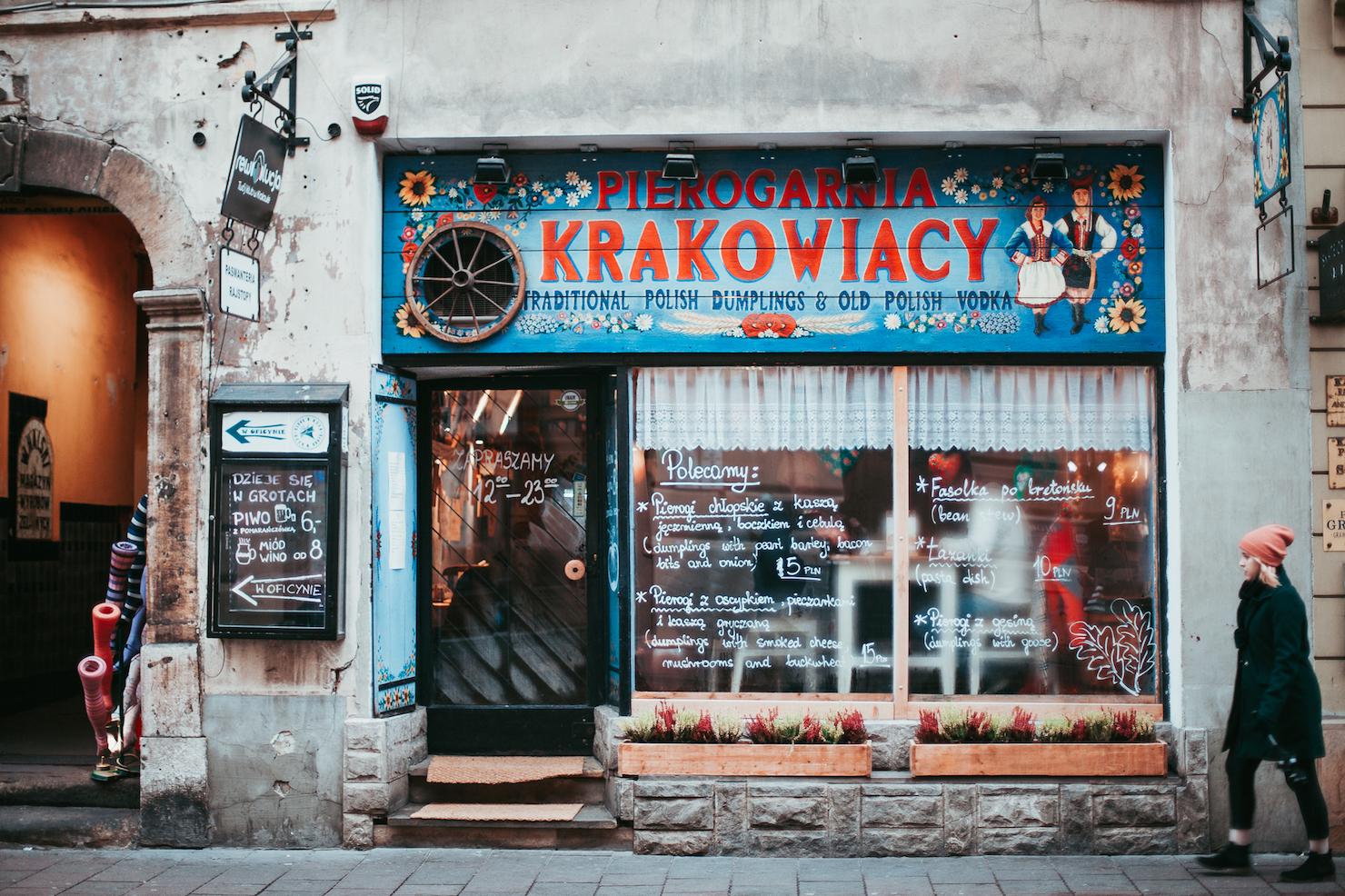 Pierogarnia Krakowiacy, Krakow