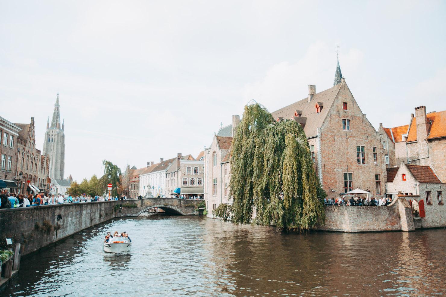 A Day in Brugge, Belgium
