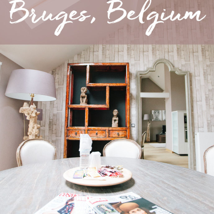 A perfect stay at House of Bruges